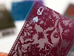 Lace Deck of Cards